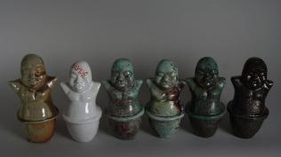 Packaged, Ceramics(Raku, Anagama)
