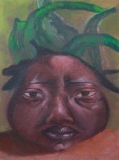 Self-Study 4, Oil Paint