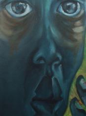Self-Study 3, Oil Paint